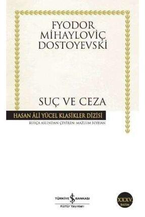 İş Bankası Kültür Yayınları Iş Bankası - Suç Ve Ceza / Fyodor Mihailoviç Dostoyevski
