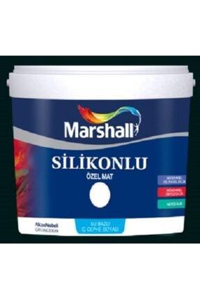 Marshall Silikonlu Özel Mat Duvar Boyası 0,75/ 1 Lt Kum Beji