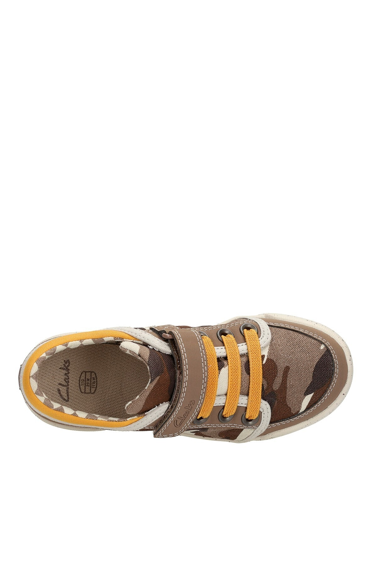 CLARKS Kahverengi Çocuk Ayakkabı 261050117 2