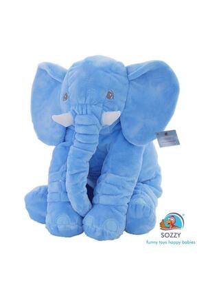 Sozzy Toys Büyük Yumuşak Uyku Filim - Mavi Szy148