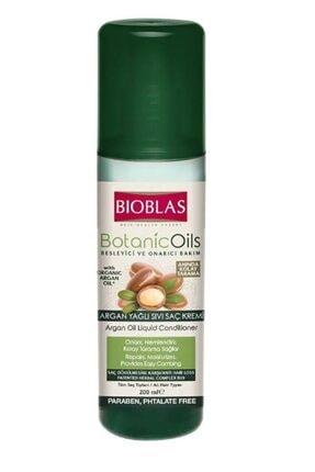 Bioblas Argan Yağlı Sıvı Saç Kremi 200 Ml