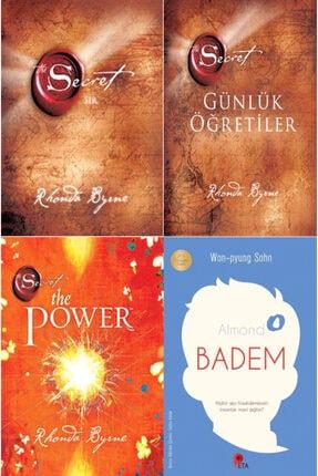 Alfa Yayınları The Secret Seti 1 ( Günlük Öğretiler – Power – Badem Romanı Hediyeli)
