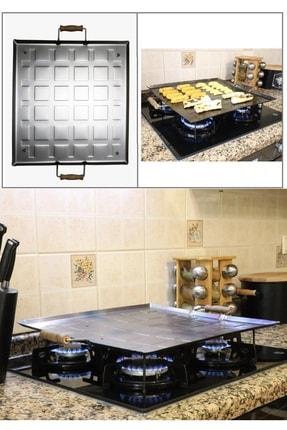 Manor Kulplu Set Üstü Ocak Gözleme Yufka Ekmek Bazlama Sacı