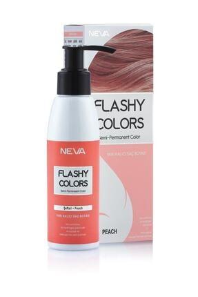 Flashy Colors Yarı Kalıcı Saç Boyası Şeftali - Peach