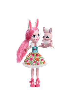 Enchantimals Karakter Bebekler Dvh87 Dvh88 Bree Bunny Twist