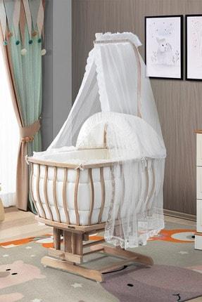 Bebeşik Organik Prestij Sepet Beşik Bebek Uyku Seti