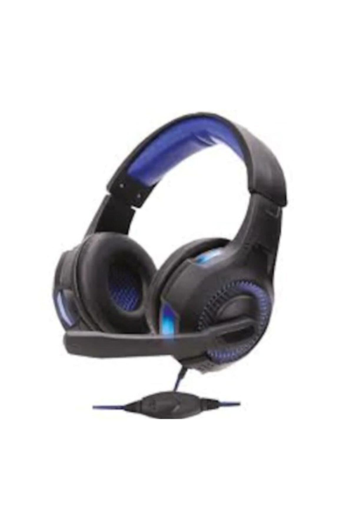 Piranha 2145 Gaming Kulaklık Işıklı Mikrofonlu Oyuncu Kulaklık 1
