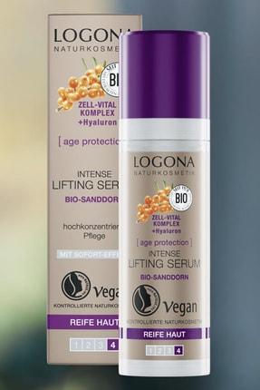 Logona Yaşlanmayı Geciktirici Yoğun Sıkılaştırıcı Serum-organik Yabani Iğde Yağı & Hyalüron 30ml