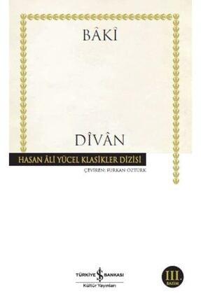İş Bankası Kültür Yayınları Iş Bankası - Dîvân / Bâkî