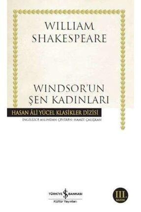 İş Bankası Kültür Yayınları Iş Bankası - Windsor'un Şen Kadınları / William Shakespeare