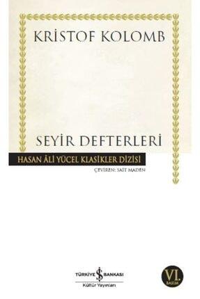 İş Bankası Kültür Yayınları Iş Bankası - Seyir Defterleri / Kristof Kolomb