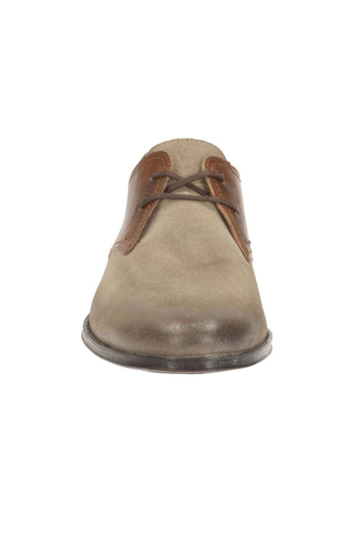 CLARKS Erkek  Kahverengi Bağcıklı Ayakkabı 2