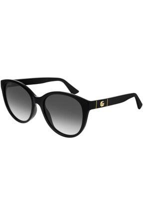 Gucci Kadın Güneş Gözlüğü Gg0631s 001 56 18