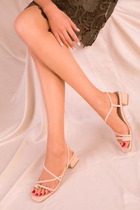 SOHO Ten Kadın Klasik Topuklu Ayakkabı 15874