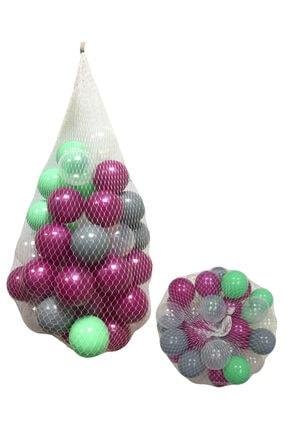 Ay Baby Aybaby Havuz Topu 6cm 50li - Yeşil