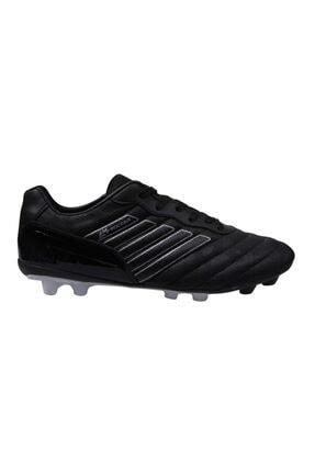 MP Unisex Çocuk Siyah Bağcıklı Krampon Ayakkabı 202-1511gr 100
