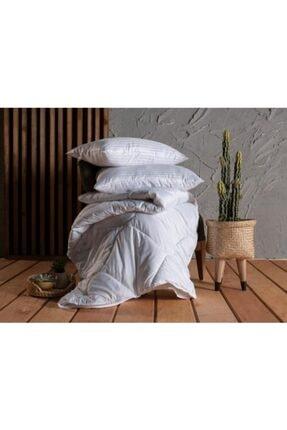 Doqu Home Çift Kişilik Yorgan + Yastık Uyku Paketi