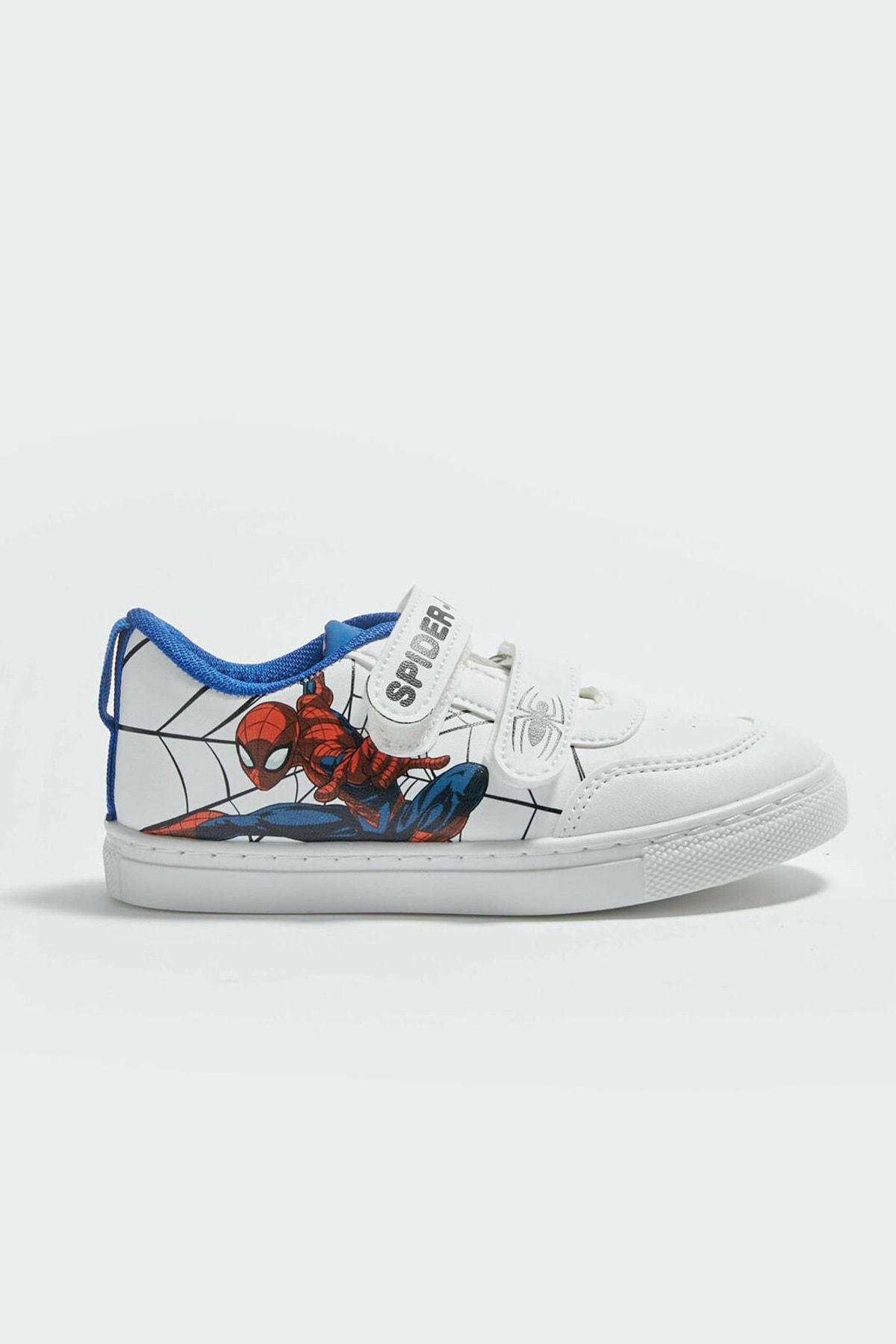 LC Waikiki Erkek Çocuk Beyaz J5E Sneaker 2