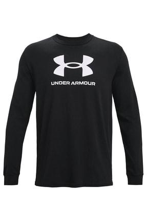 Under Armour Erkek Spor T-Shirt - UA SPORTSTYLE LOGO LS - 1362743-001
