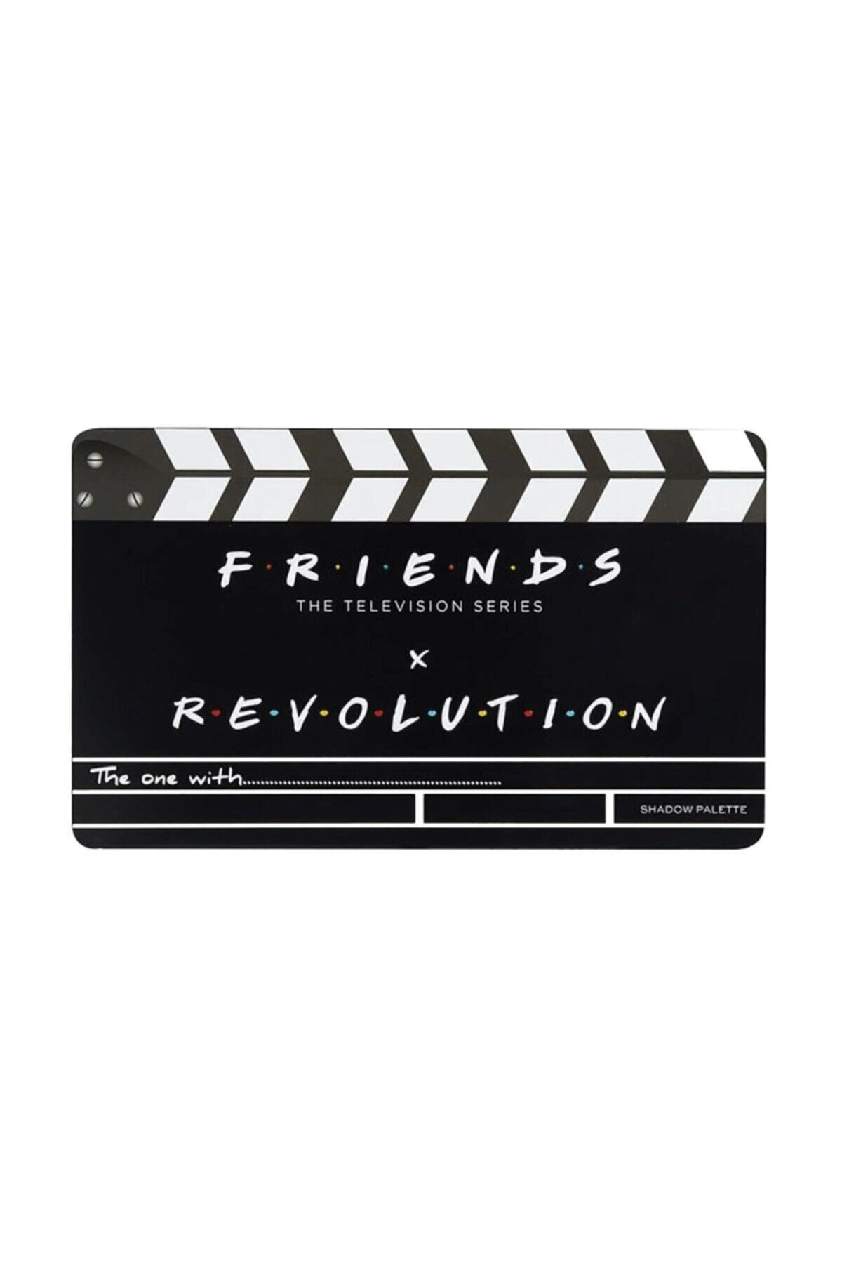 MAKEUP REVOLUTION Far Paleti - Revolution X Friends Limitless The Television Series 2