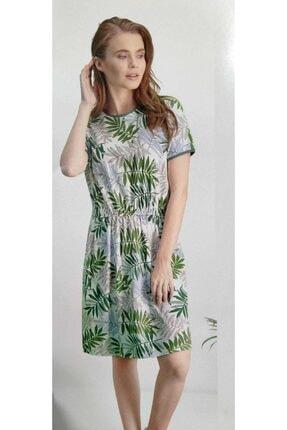 Pierre Cardin Yarım Kollu Penye Elbise
