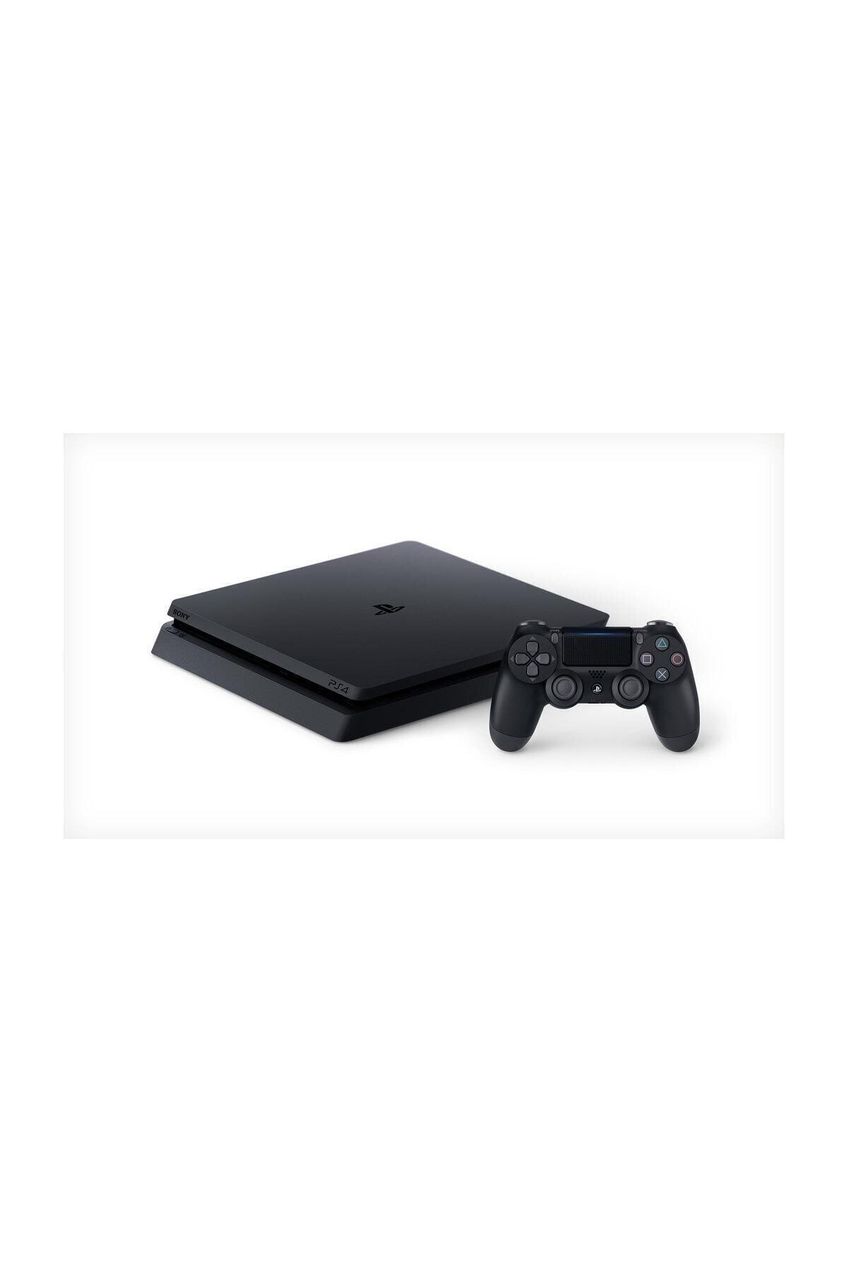 Sony Playstation 4 Slim 500 Gb + Gta V + Days Gone + God Of War + Psn (eurasia Garantili) 2