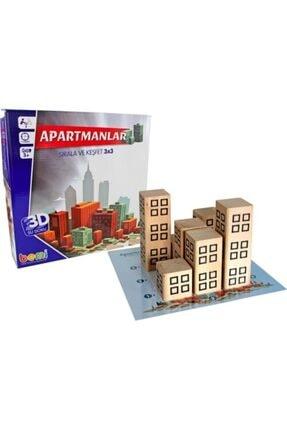 BEMİ Apartmanlar 3D Sudoku