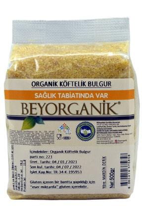 BEYORGANİK Organik Köftelik Bulgur 500 gr