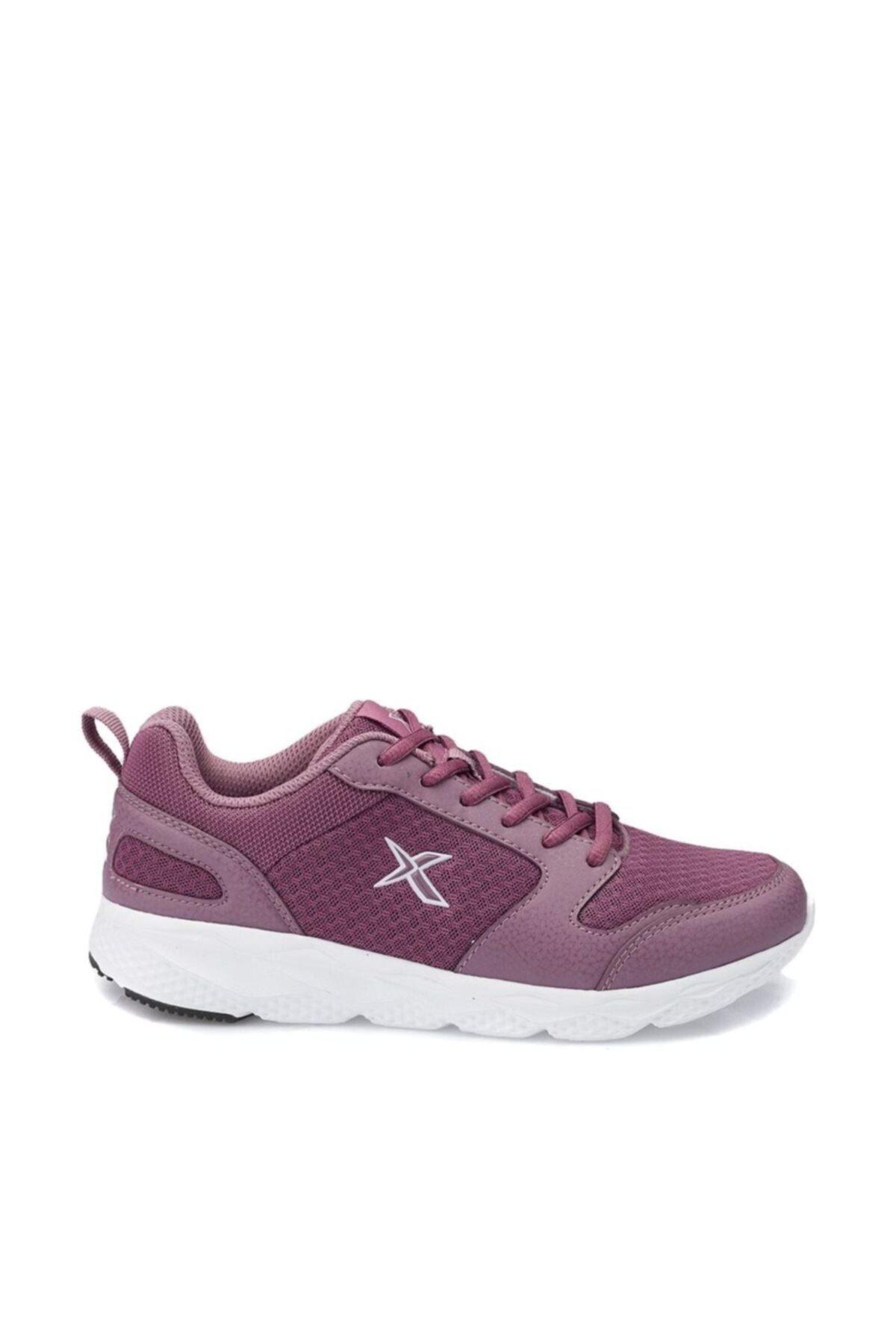 Kinetix OKA W Mor Kadın Koşu Ayakkabısı 100323565 2