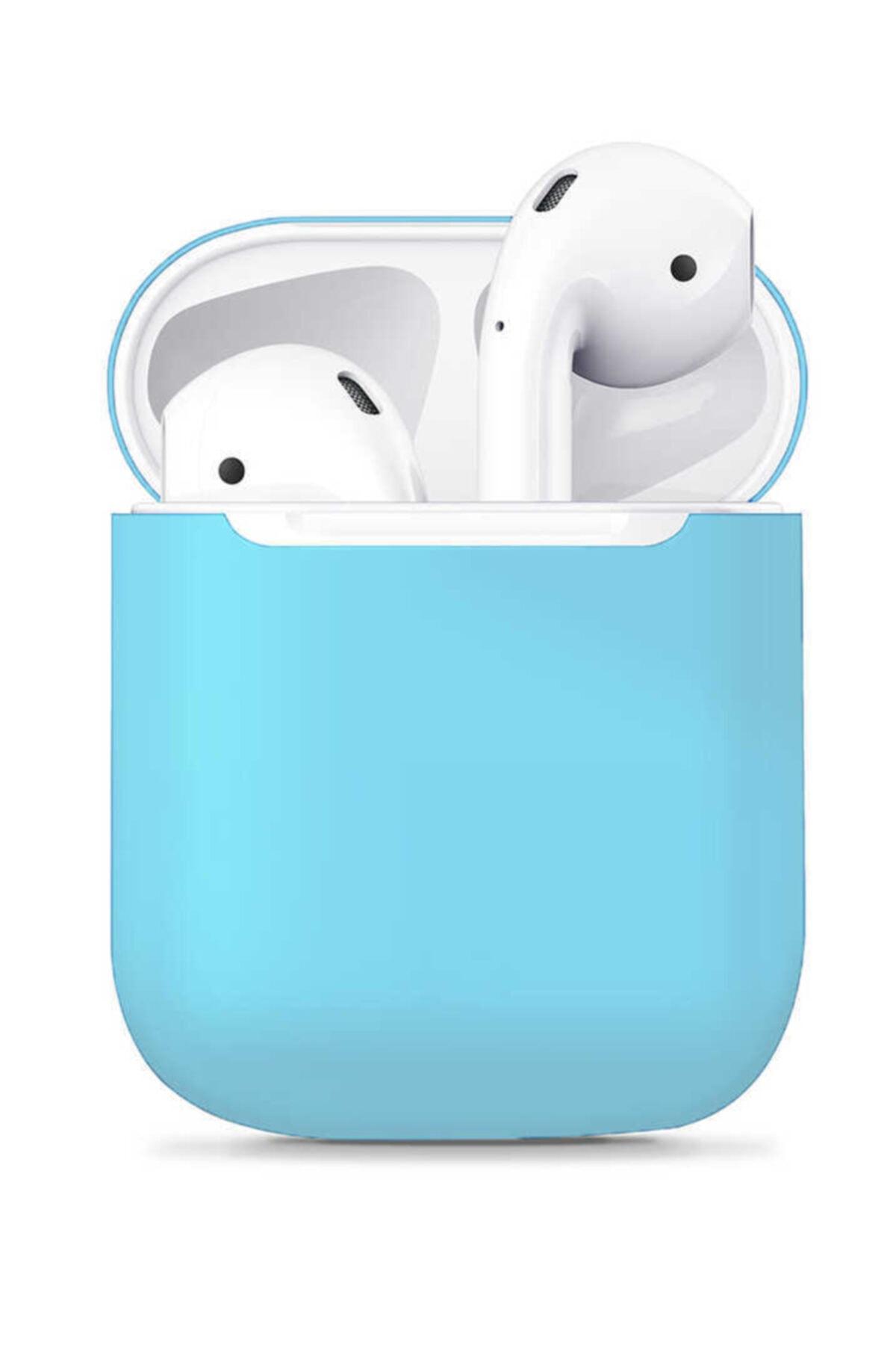 zore Apple Airpods Uyumlu Soft Mat Koruma Kılıf 1