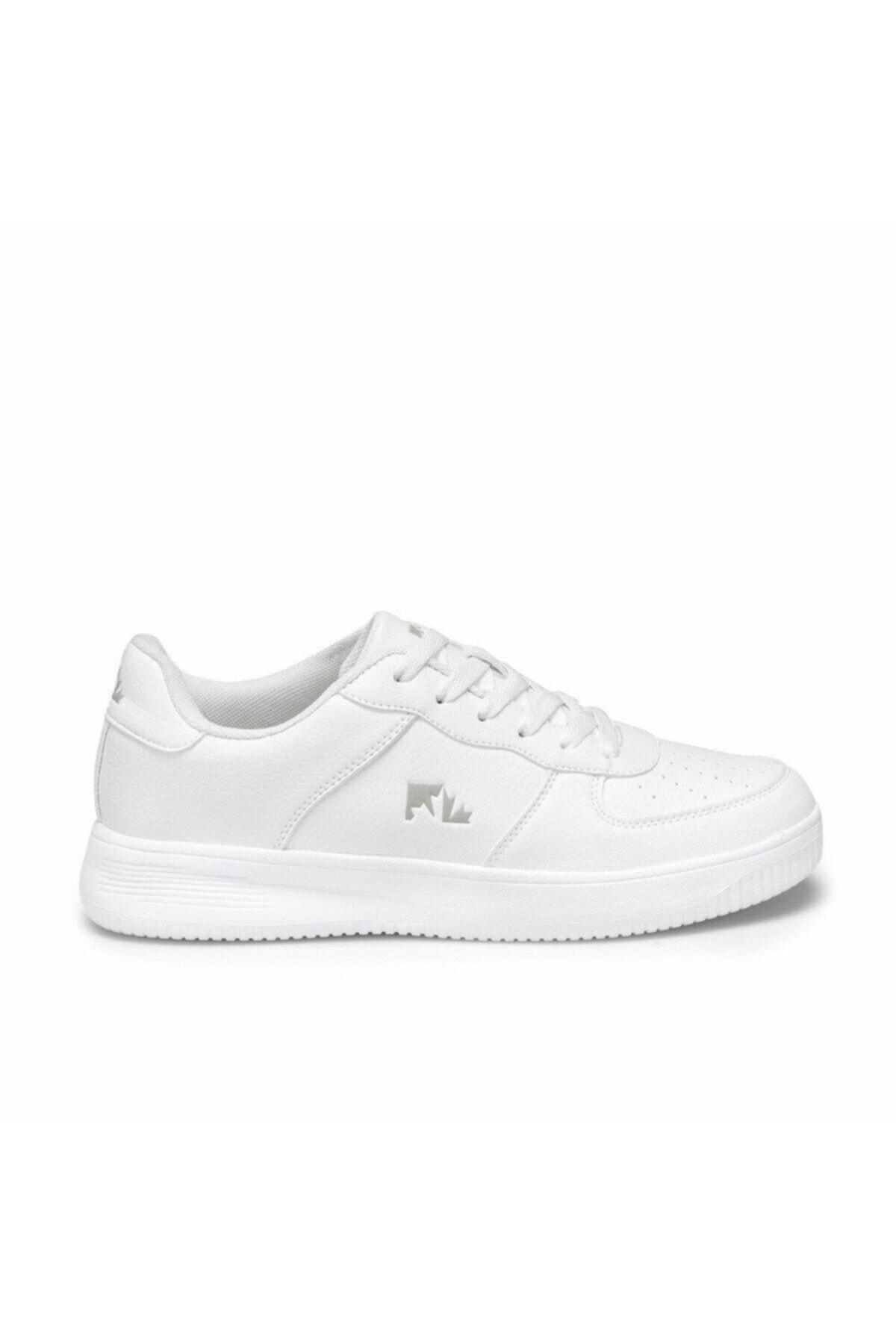 lumberjack Finster Beyaz Erkek Sneaker Ayakkabı 100323008 2