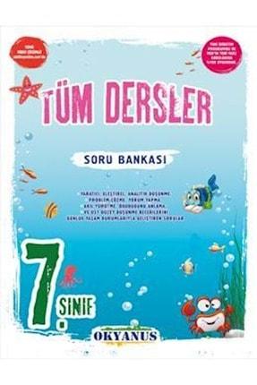 Okyanus Yayınları 7.Sınıf Tüm Dersler Soru Bankası