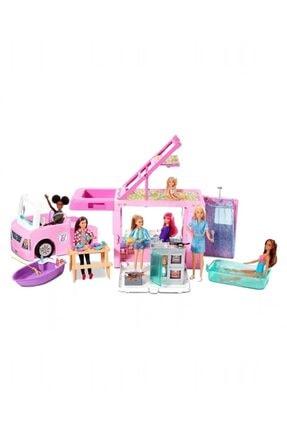 Barbie Nin Üçü Bir Arada Rüya Karavanı Ghl93