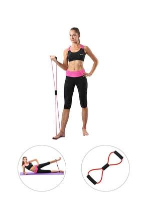 Spor Byfit Yüksek Sertlik Seviyeli Egzersiz Direnç Lastiği