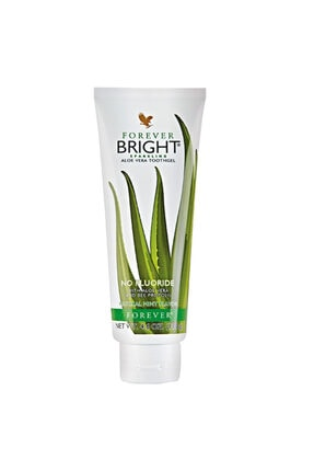 Forever Living Bright Toothgel Diş Macunu Aloe Vera 4 Adet