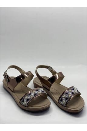 Polaris Kadın Düz Sandalet