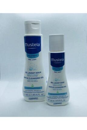 Mustela Gentle Cleansing Gel Yenidoğan Şampuan 100+50 Ml Fırsat