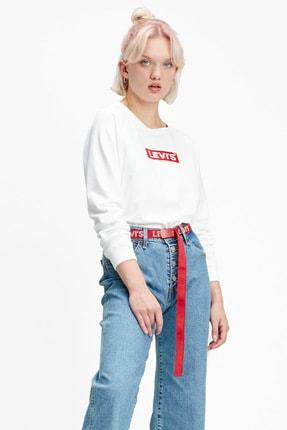 Levi's Kadın Relaxed Graphic Sweatshirt 29717-0092