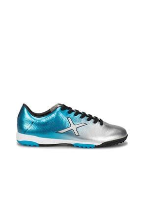 Kinetix STREET TURF X Gümüş Mavi Erkek Halı Saha Ayakkabısı 100242877