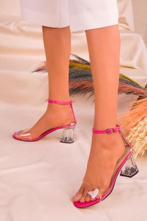 SOHO Fuşya Kadın Klasik Topuklu Ayakkabı 16132