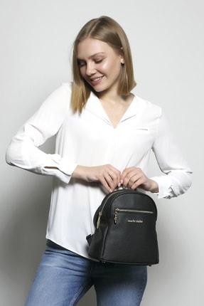 Marie Claire Kadın Siyah Sırt Çantası Asia Mc212102174