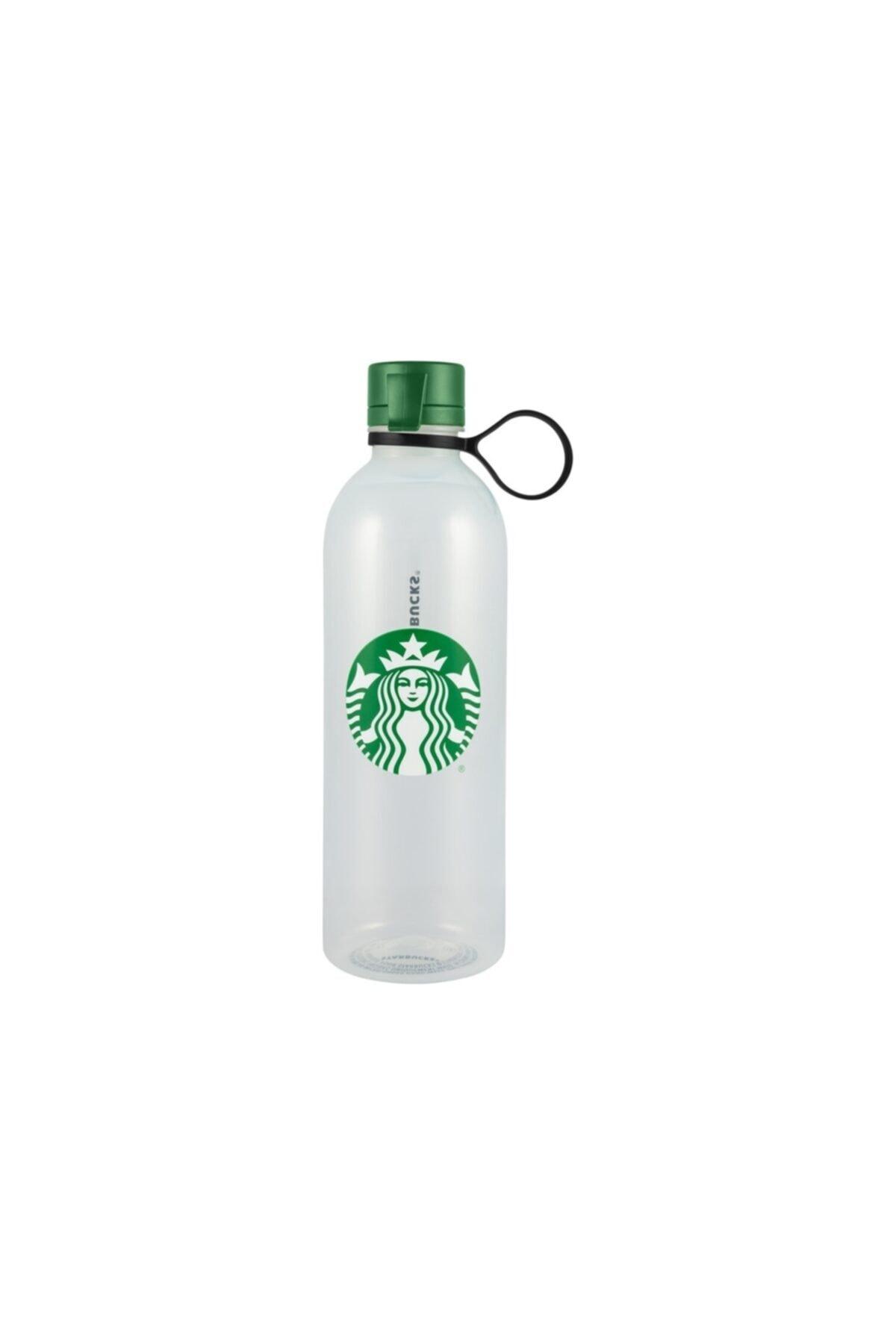 Starbucks Klasik Seri Sert Plastik Matara-şeffaf 710 Ml 1
