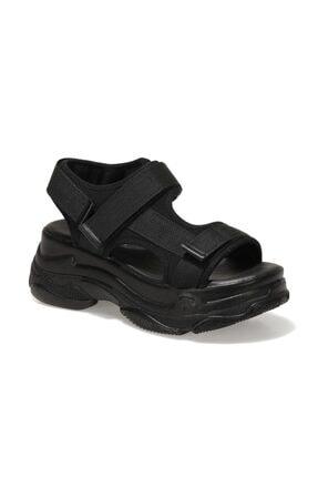 Polaris 315747S.Z 1FX Siyah Kadın Spor Sandalet 101016734