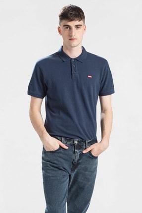 Levi's Erkek Standard Hm Good Polo Tr Mavi Erkek Tişört 2457400370