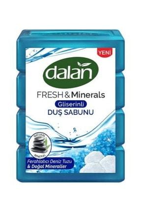 Dalan Deniz Tuzu Duş Sabunu 4x150 g
