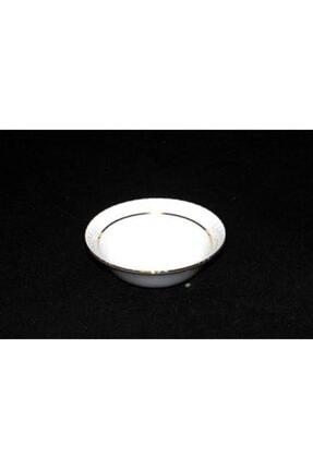 Kütahya Porselen Yaldızlı Çorba Kasesi 6 Adet