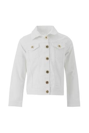 DeFacto Kız Çocuk Jean Ceket