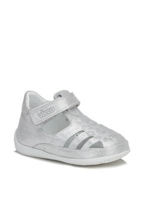 Vicco Tiny Kız Ilk Adım Gümüş Günlük Ayakkabı