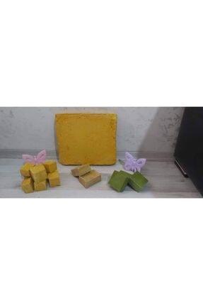 ismailyilmazstore Siirt El Yapımı Yeşil Bıttım Sabunu 1 Kg.
