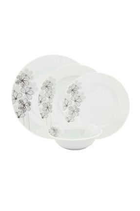 Güral Porselen Sami 6 Kişilik Yemek Seti SA24Y4132676